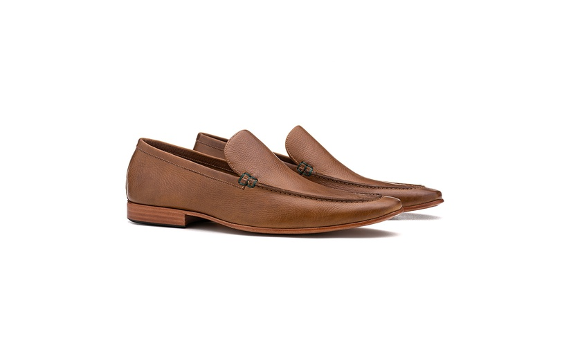 Mocassim Loafer 19PD10 Tabaco