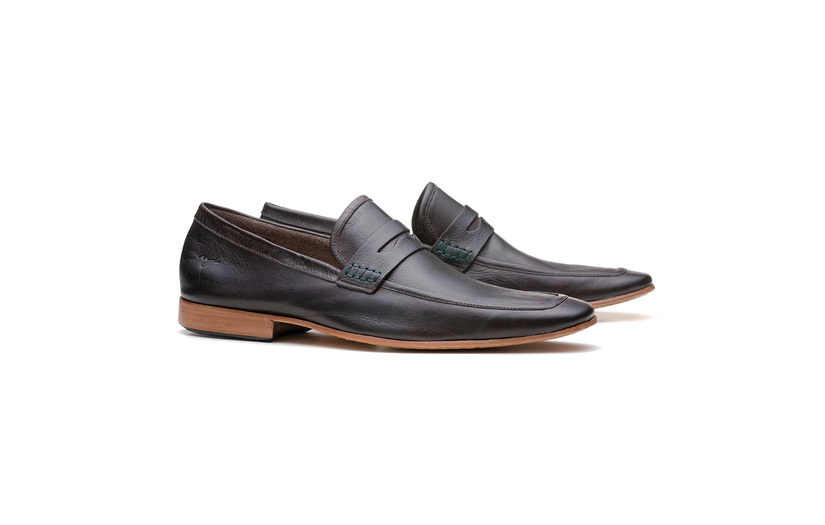 Mocassim Loafer 18PD15 Café
