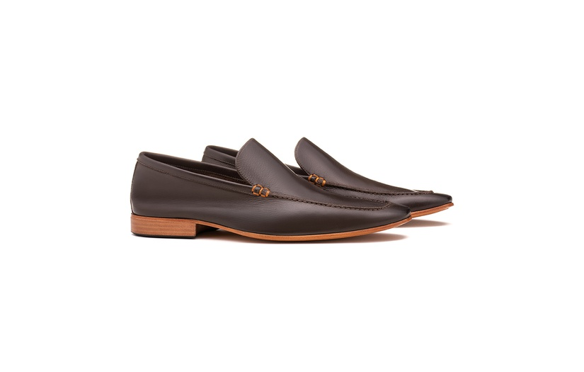 Mocassim Loafer 19PD10 T.MORO