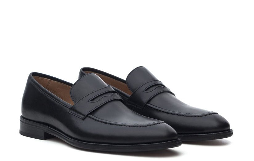 Sapato Masculino Loafer Billie Preto