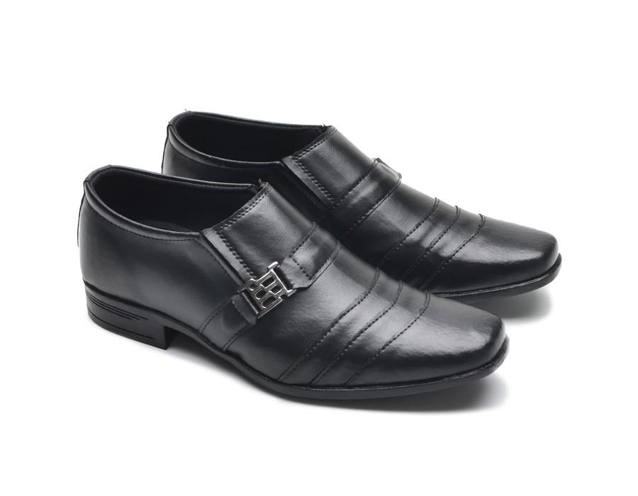 Sapato Adulto Masculino Preto