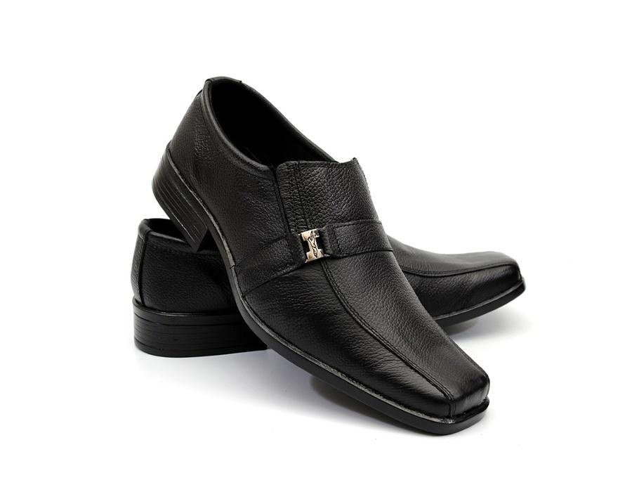 Sapato Social em Couro Grade de 12 pares