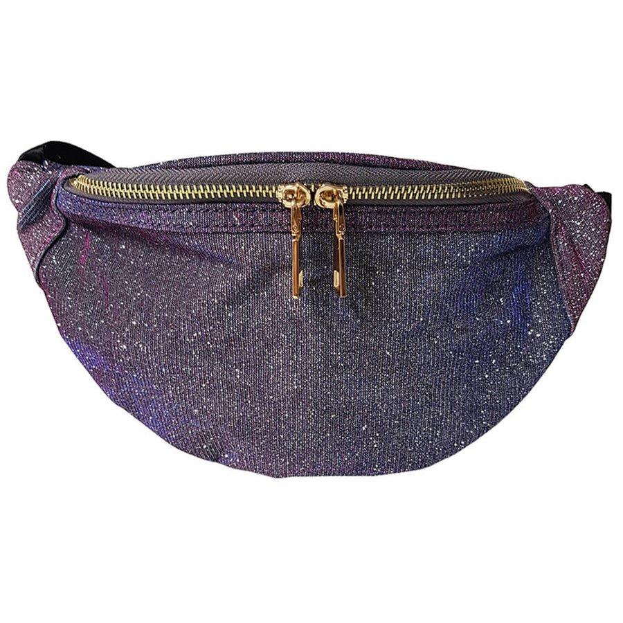 Pochete Glitter Violeta