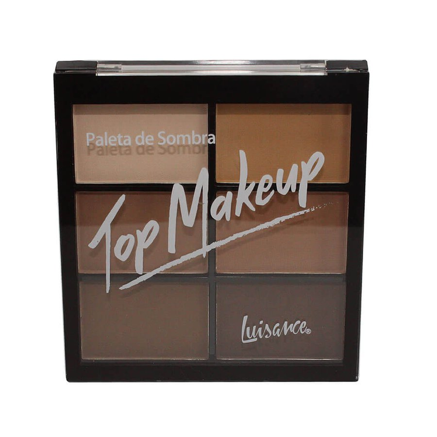 Paleta de Sombra Top Makeup Luisance C *