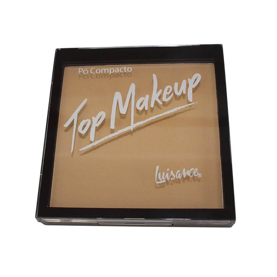 Estojo de Pó Compacto Top Makeup Luisance A *