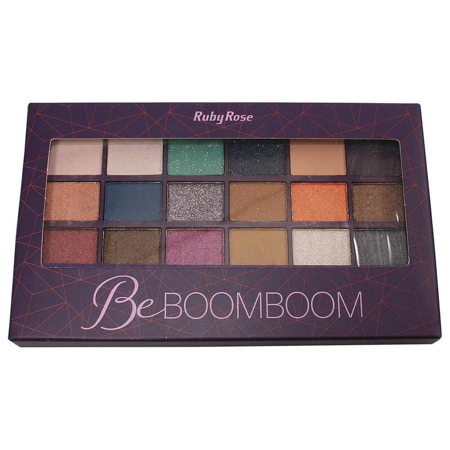 Paleta de Sombras BeBoomboom Ruby Rose *