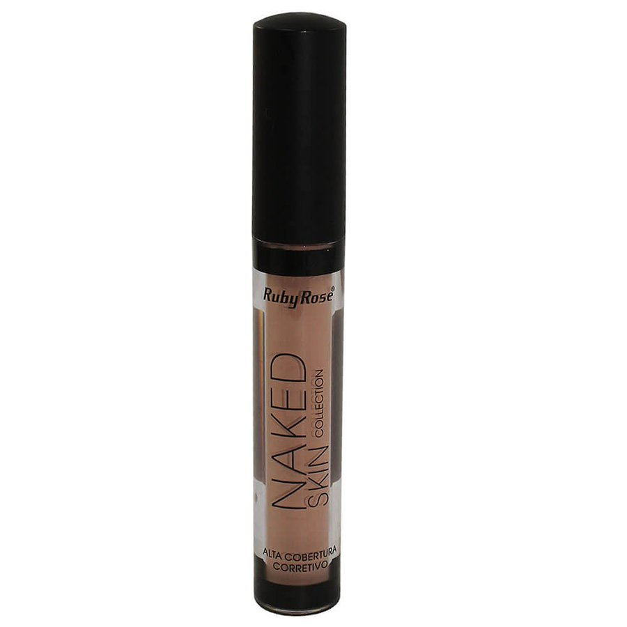 Corretivo Líquido Colorido Naked Skin Collection Ruby Rose 04 *