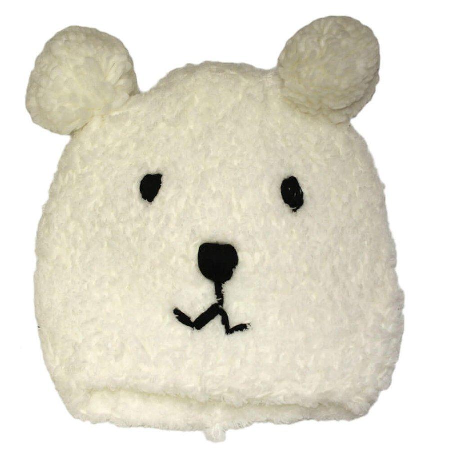 Touca Urso Branco