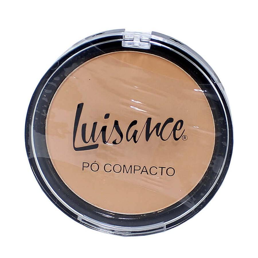 Pó Compacto Lux Luisance Cor 01 *