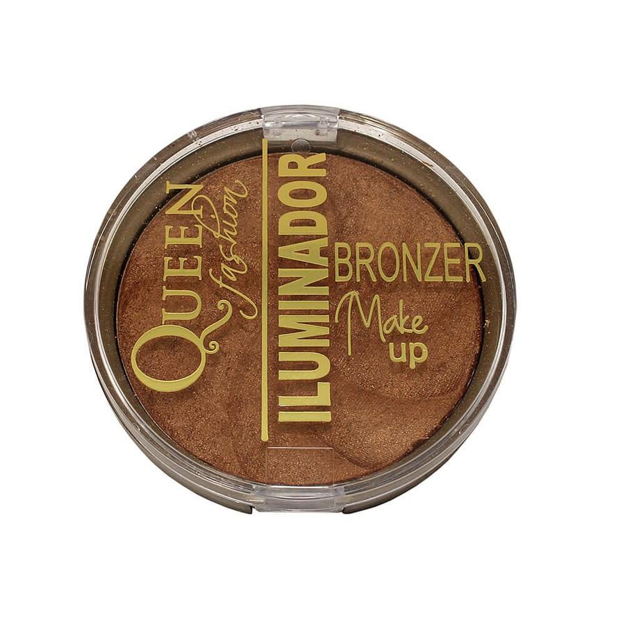 Bronzer Iluminador Queen 02 *