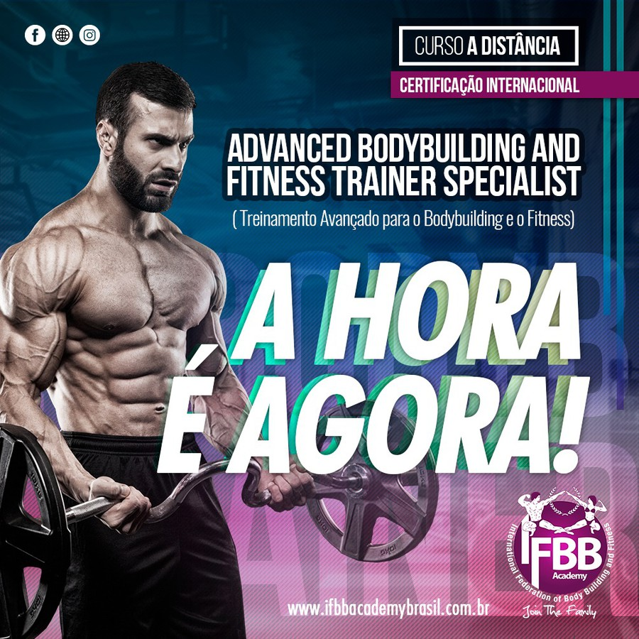 ADVANCED BODYBUILDING AND FITNESS TRAINER SPECIALIST