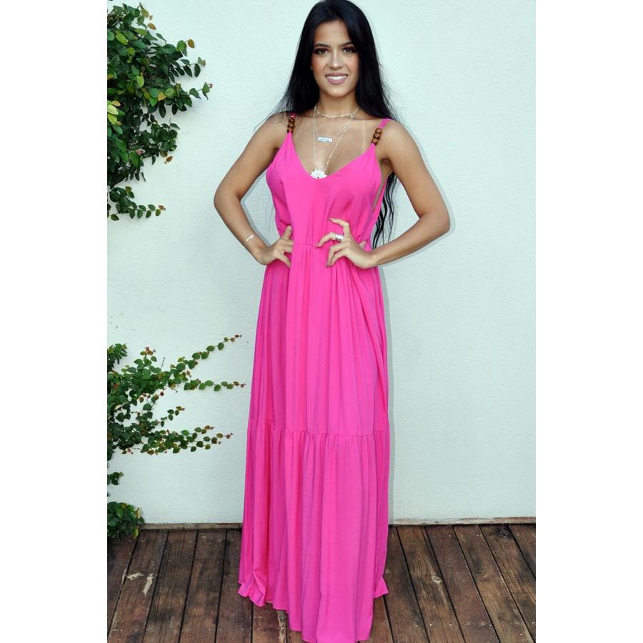 Vestido Por Uma Vida Mais Pink