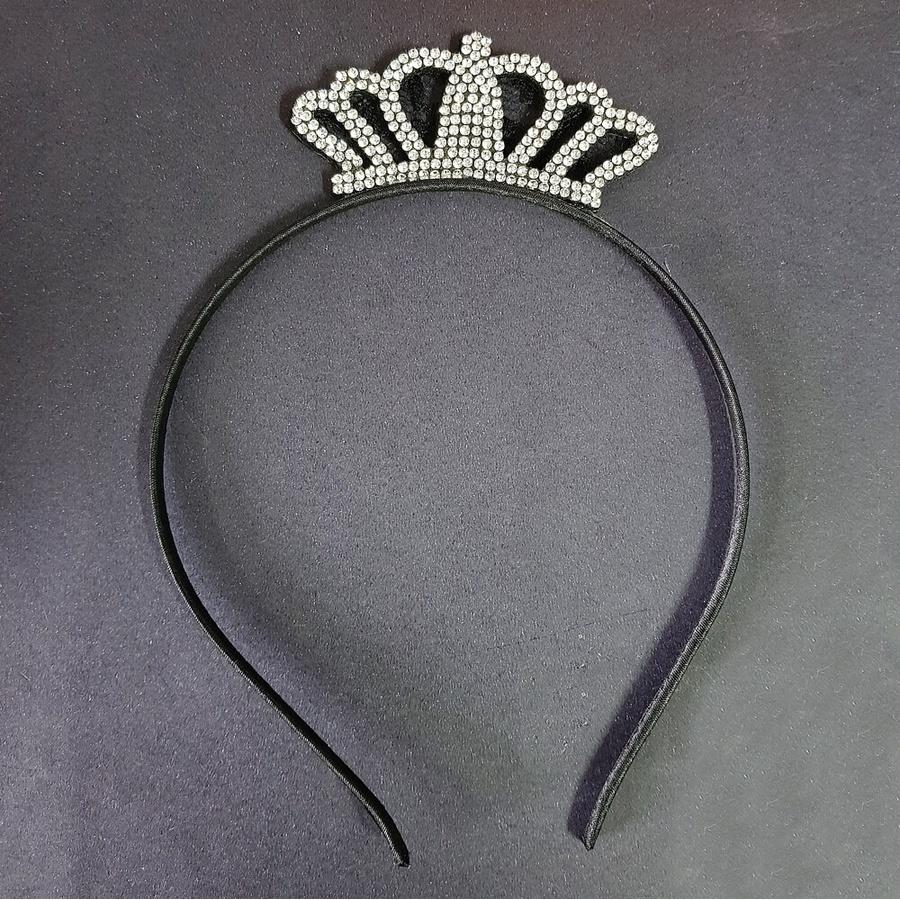 Tiara Coroa Branco