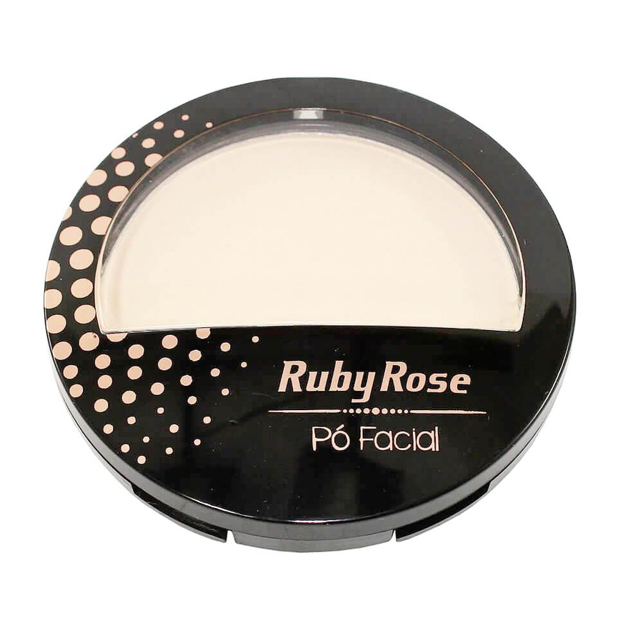 Pó Facial Ruby Rose 01 *