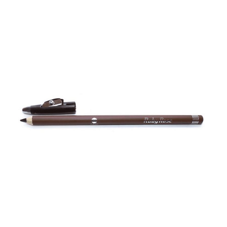 Lápis Delineador de Sobrancelhas com Apontador C1 Médio Ruby Rose