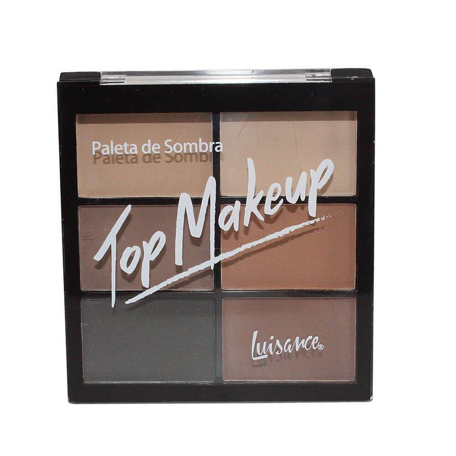 Paleta de Sombra Top Makeup Luisance B *