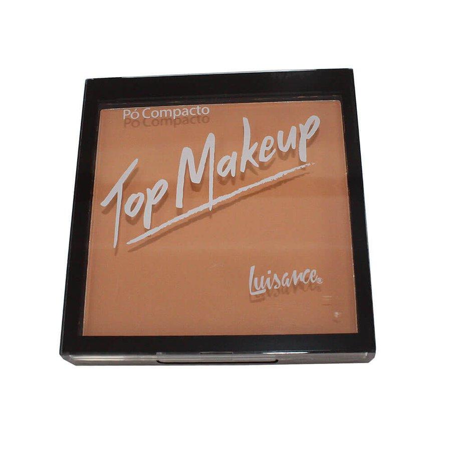 Estojo de Pó Compacto Top Makeup Luisance C *