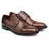 Derby Cap Toe Damasco H05
