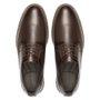 Sapato Masculino Derby Casual Mouro em Couro Legítimo