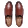 SAPATO MASCULINO LOAFER EM COURO WHISKY