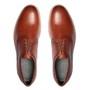 Sapato Masculino Derby Whisky em Couro Legítimo