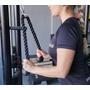 Puxador Corda Triceps para Cross Over de Academia