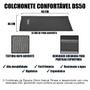 Kit Colchonete Academia+ Bola Suíça Pilates E Ginástica 65 Cm