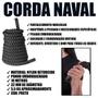 Corda Naval 10 Metros para Treino Crossfit