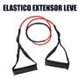 Elastico Extensor para Exercicios com Pegada - Leve