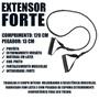 Elástico Extensor Profissional Revestido - Forte