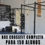 Box de Crossfit Completo para treino de até 150 Alunos