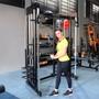 Aparelho Crossover Funcional Para Musculação - Natrus