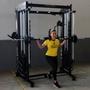 Aparelho Crossover Smith para Musculação - Natrus