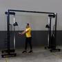 Aparelho Crossover Academia para Musculação - Natrus