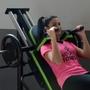 Aparelho Hack 45 Agachamento de Musculação - Natrus