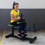 Aparelho Panturrilha Sentado para Musculação - Natrus