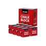Carbonato De Magnésio Chalk Block 56g 4climb - 8 unidades
