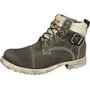 Bota Adventure Casual Couro Nobuck Bell Boots - 830 - Chumbo
