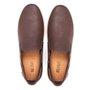 Sapato Masculino Dockside Marrom em Couro Legítimo