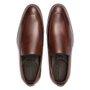 Sapato Masculino Social Loafer Whisky em Couro Legítimo