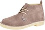 Bota Desert Casual Camurça Sola Crepe London Style - Camping - Taupe