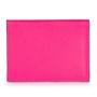 Carteira Super Slim Couro Rosa Pink 116