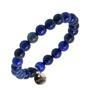 Pulseira Pedra Natural Lapis Lazuli 8mm