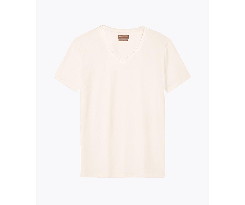 T-shirt Off White Gola V