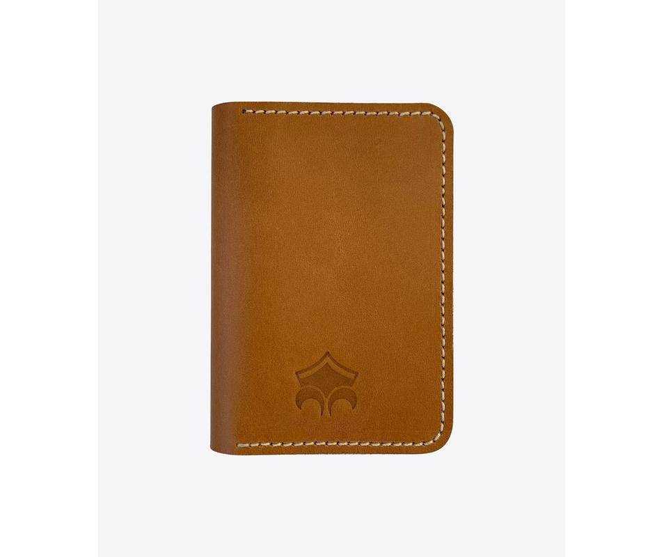 Porta Passaporte Personalizada Caramelo