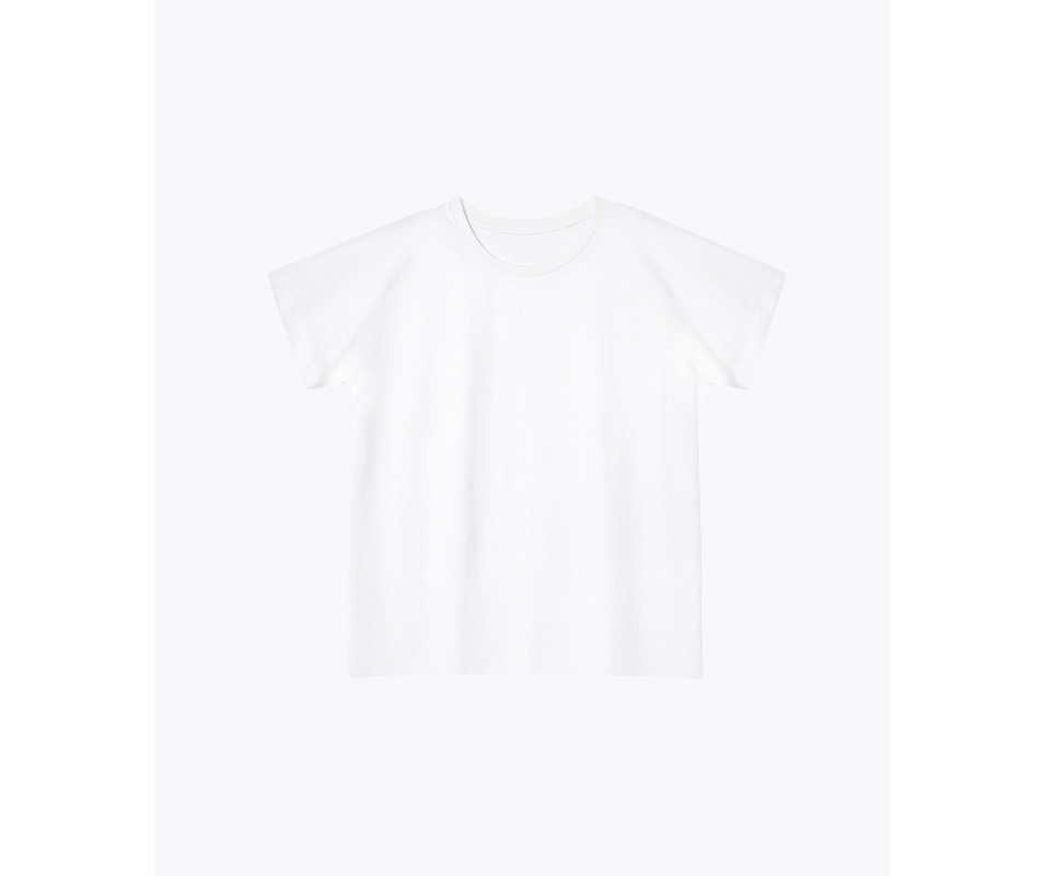 T-shirt Branca Infantil