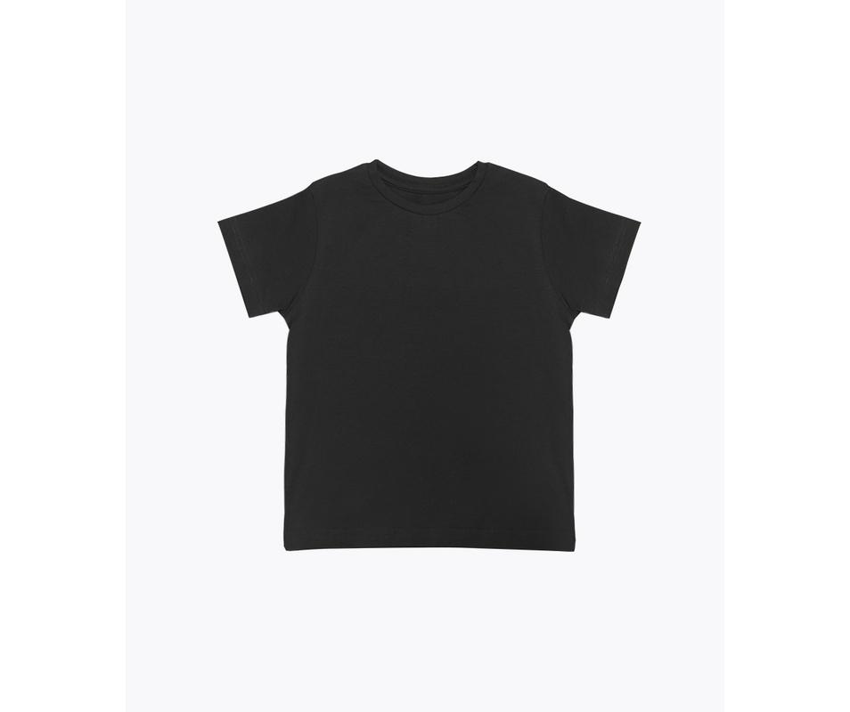 T-shirt Preta Infantil