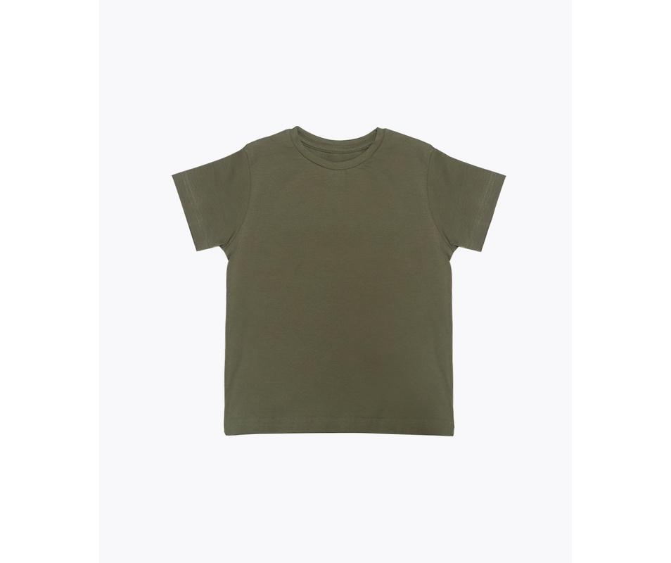 T-shirt Verde Infantil