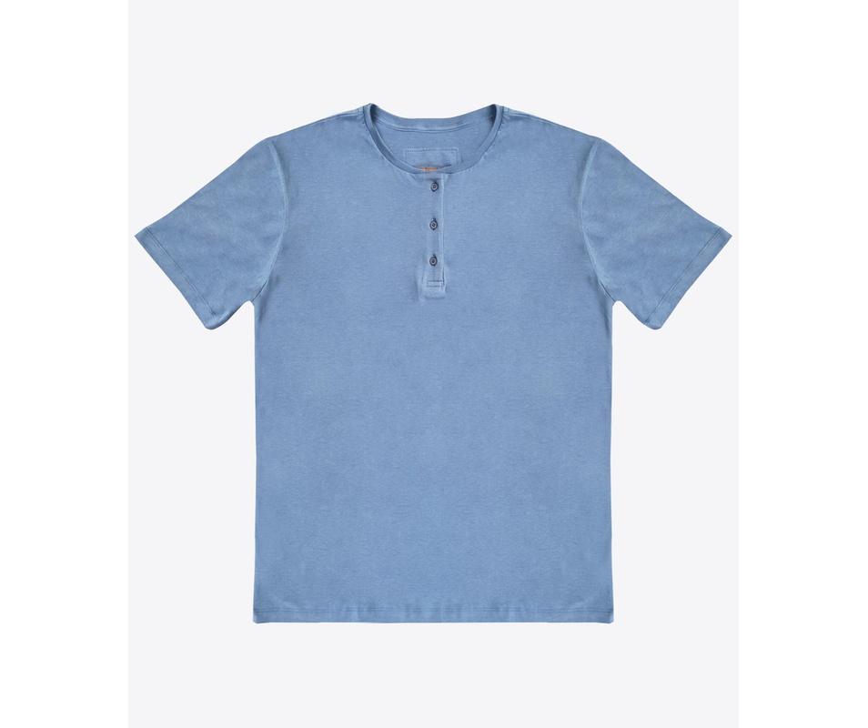 Henley Azul