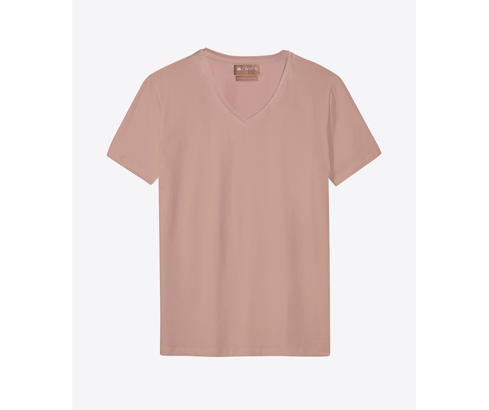 T-shirt Bege Gola V